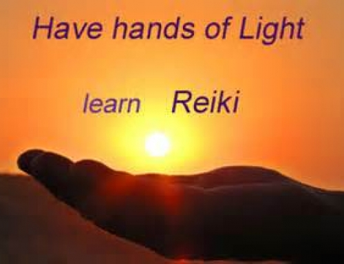 2017 Fall/ Winter Reiki Training
