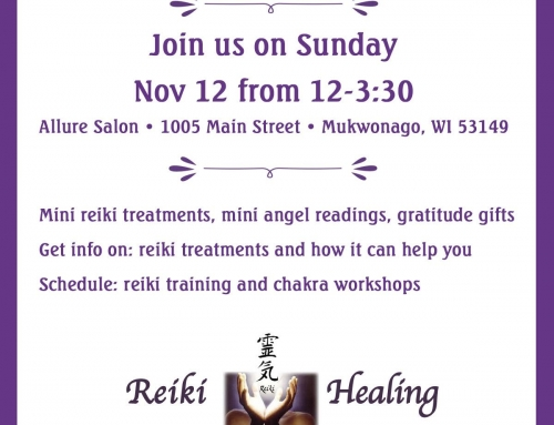 Open House for Be Reiki